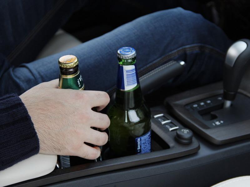 В Ужгороді патрульні затримали п'яного водія іномарки, який здійснював незрозумілі маневри
