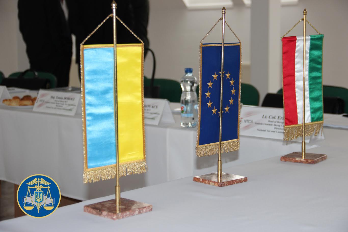 Між Україною та Угорщиною запрацює пункт пропуску зі спільним контролем
