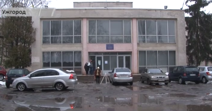 Ужгородська районна лікарня частково без світла