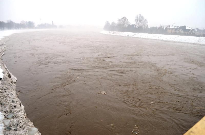 У Чинадієві затопило водозабір, через це у Мукачеві можливі перебої із водопостачанням
