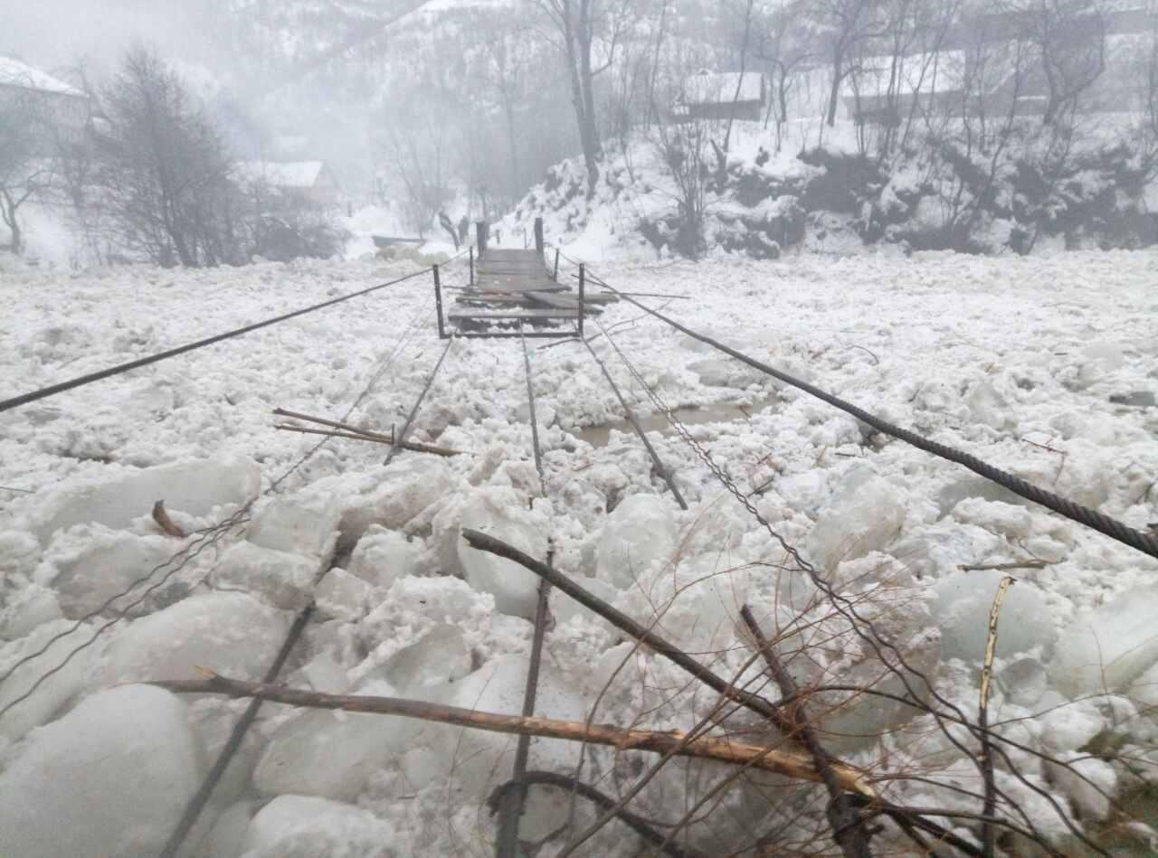 Критична ситуація з льодоходом минула, по основних річках області почався спад води, – Москаль