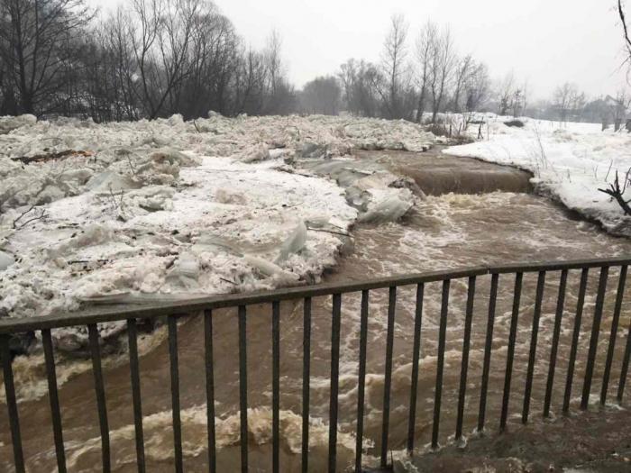Синоптики попереджають про можливий підйом рівня води у Чопі