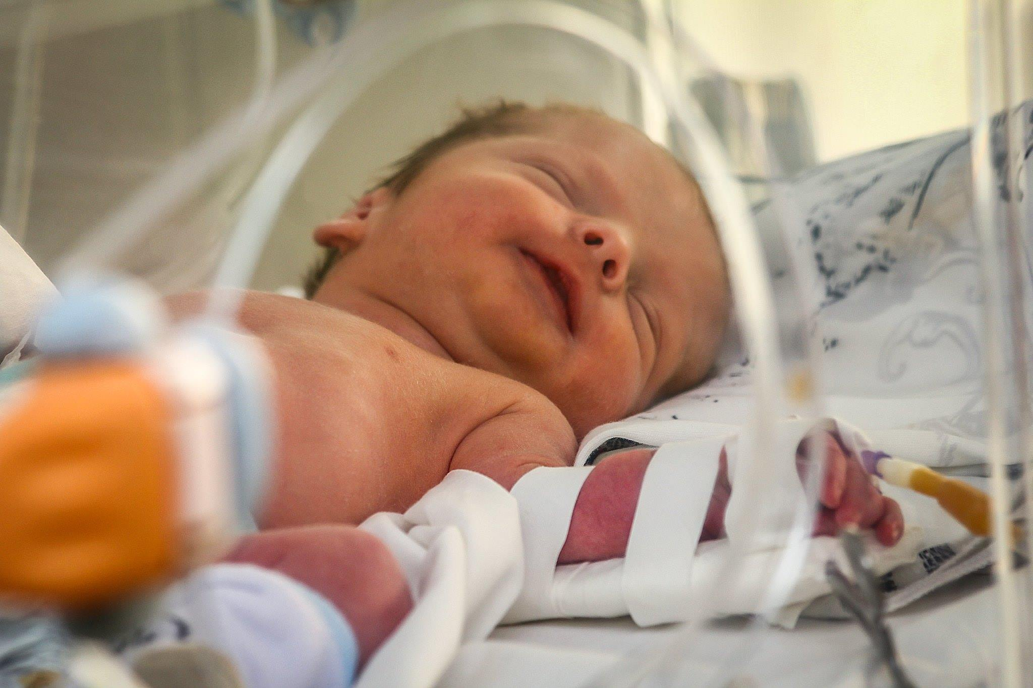 У пологовому відділенні Мукачівської ЦРЛ видано 408 свідоцтв про народження