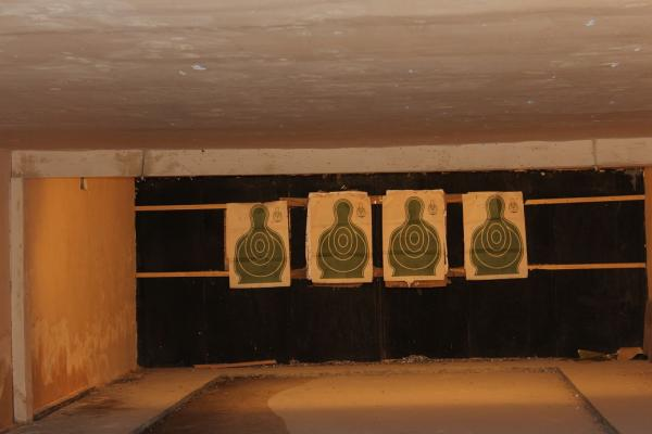 Поліцейські охорони Закарпаття провели навчальні стрільби