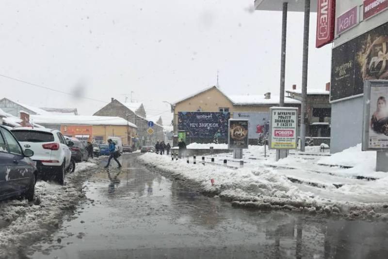 Прибирання вулиць в час снігопаду обійшлось бюджету Мукачева у понад мільйон гривень