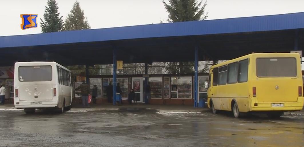 """На Закарпатті знову зросли ціни на міжміські перевезення у """"маршрутках"""""""