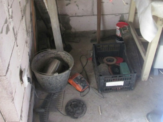 На Тячівщині чоловік обікрав складське приміщення храму