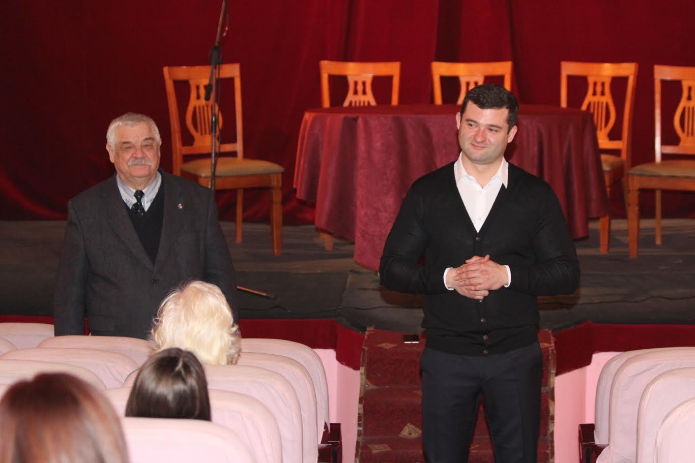 Андрій Балога розповів, що буде із мукачівським театром після змін, прийнятих на сесії міськради