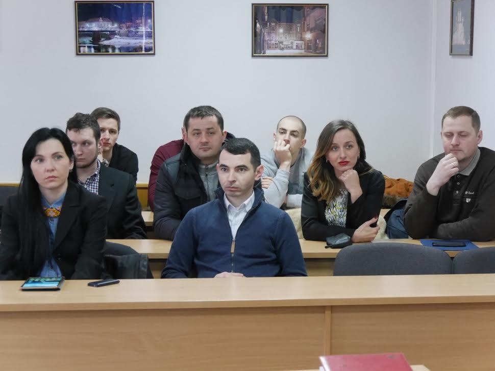 В Ужгороді обговорили питання брендування міста