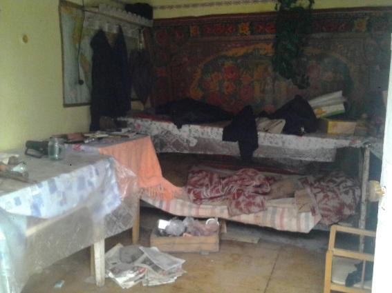 На Іршавщині двоє зловмисників обікрали житловий будинок