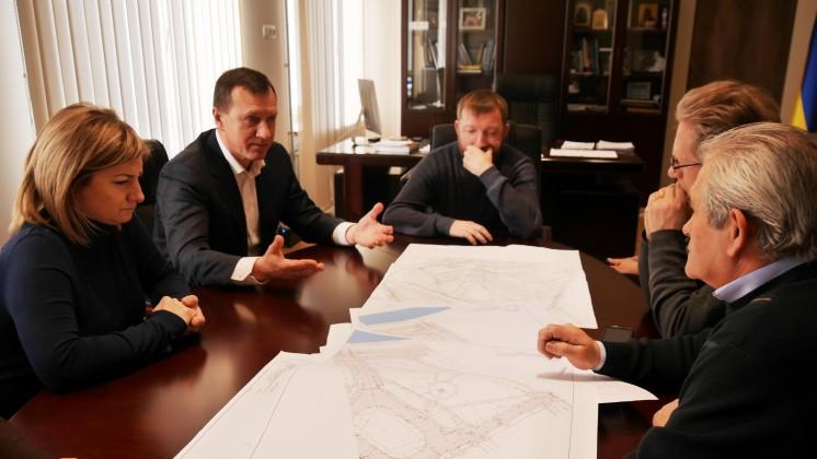 Парки та сквери в обласному центрі облаштовуватиме розробник ландшафтної карти Львова