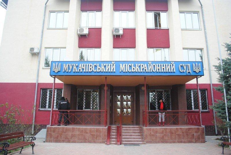 """Бійцям """"Правого сектору"""", які підозрюються в участі у стрілянині у Мукачеві, можуть продовжити термін запобіжного заходу"""
