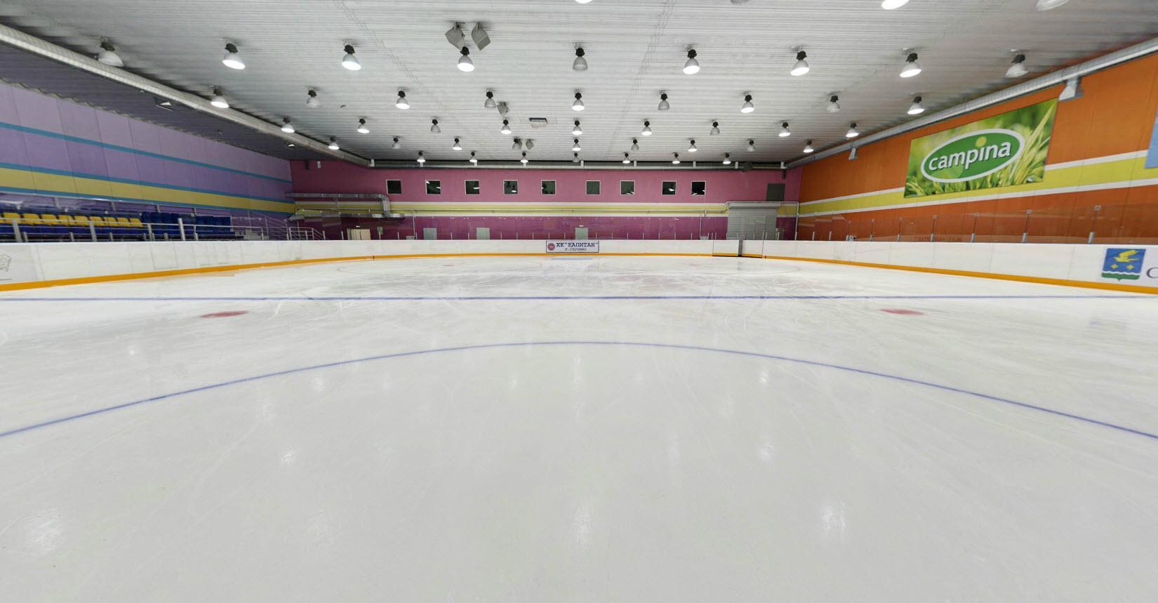 До кінця 2017-го року в Ужгороді може з'явитися льодова арена