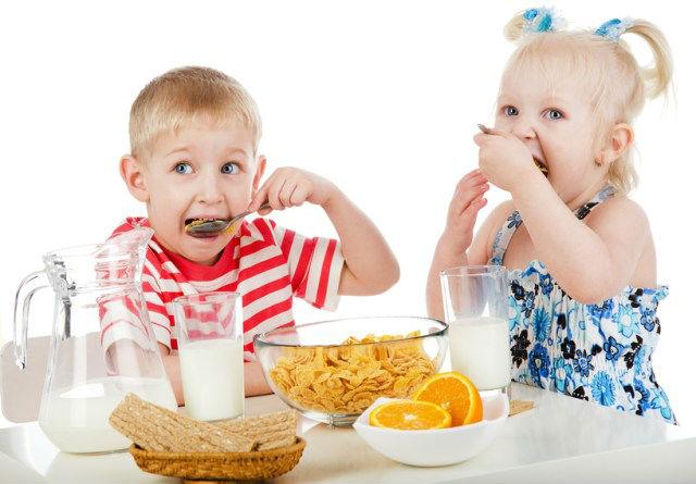 Як харчуються дошкільнята Мукачівського району