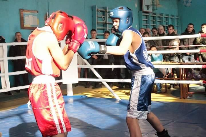 В Ужгороді провели чемпіонат міста з боксу