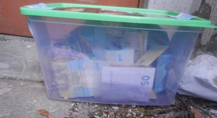 Поліція знайшла чоловіка, який вкрав скриньку пожертвувань для хворої дитини