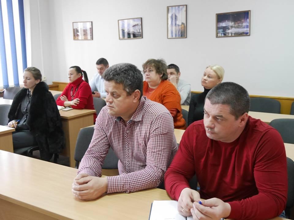 В Ужгороді шукають шляхи продовження будівництва спортивно-реабілітаційного центру інвалідів та учасників АТО