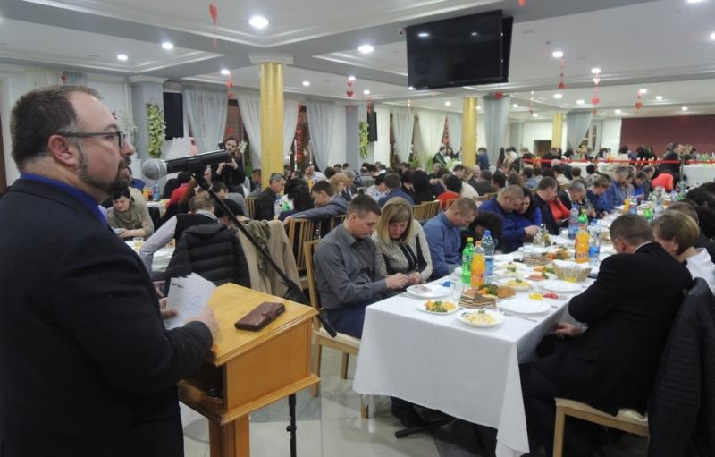 На Берегівщині 170 пар оновили свою шлюбну обітницю