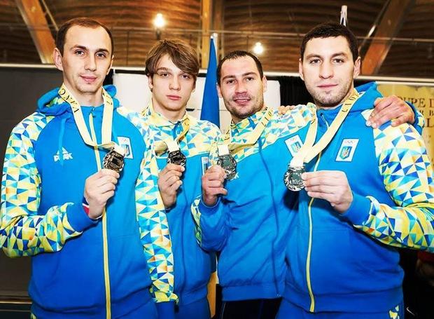 У складі збірної України ужгородець Анатолій Герей виграв срібло етапу Кубка світу з фехтування