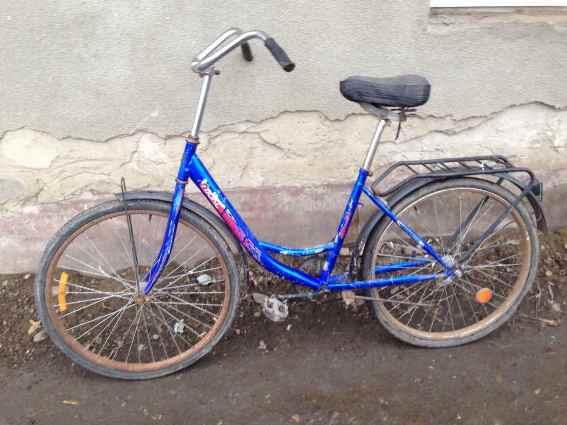 Виноградівець сам упіймав чоловіка, який викрав його велосипед