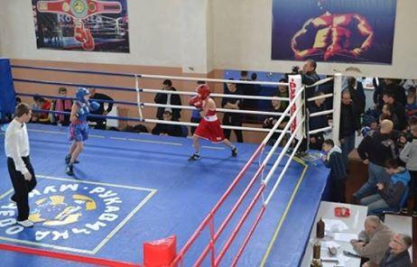 Чемпіонат області з боксу серед юнаків провели у Мукачеві