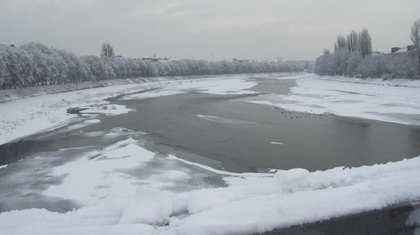 Через сильні дощі та мокрий сніг рівень води в закарпатських річках може підвищитися