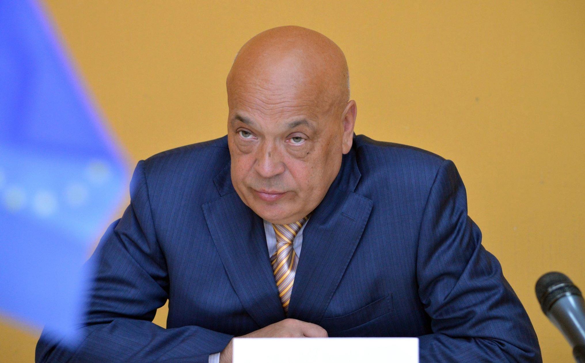 Геннадій Москаль заявив, що російські спецслужби викидують гроші на вітер, щоб розхитати ситуацію на Закарпатті