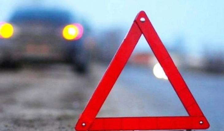 На Берегівщині велосипедиста збив автомобіль