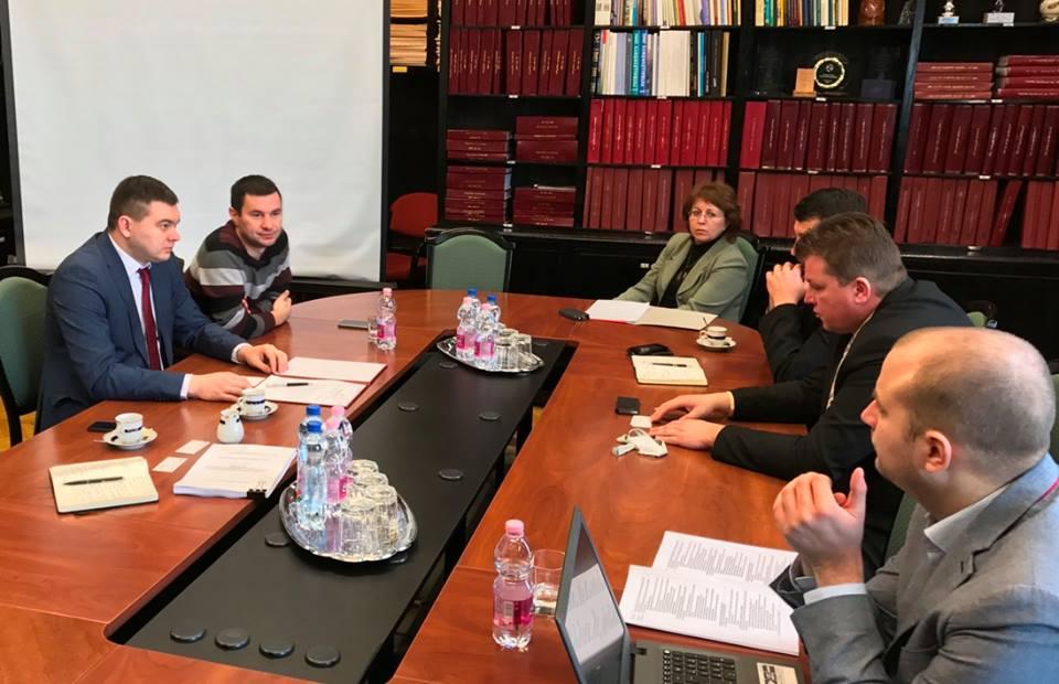 Заступник мера Ужгорода зустрівся зі своїм угорським колегою з Ніредьгази
