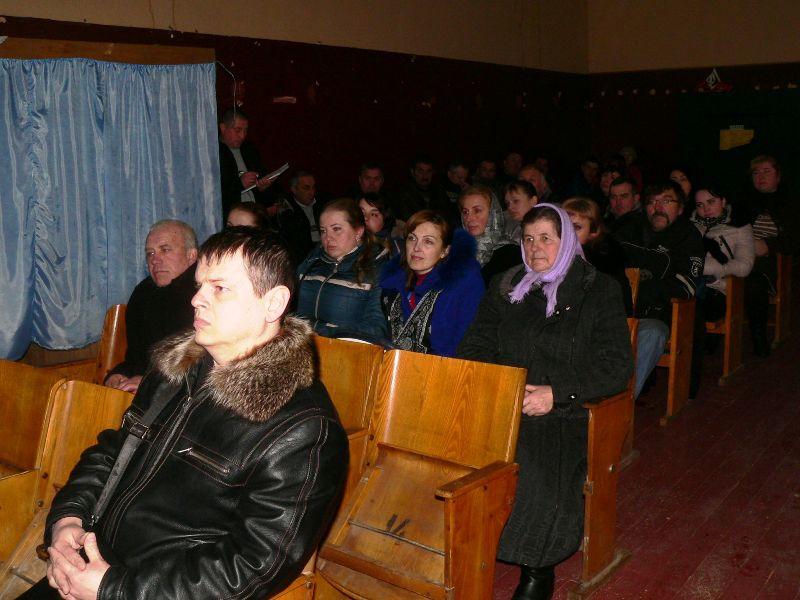 На Мукачівщині відбулися перші публічні громадські слухання щодо добровільного об'єднання громад