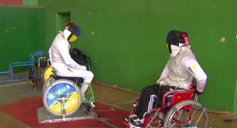 Ужгородські фехтувальники на візках повернулися з медалями Кубку світу