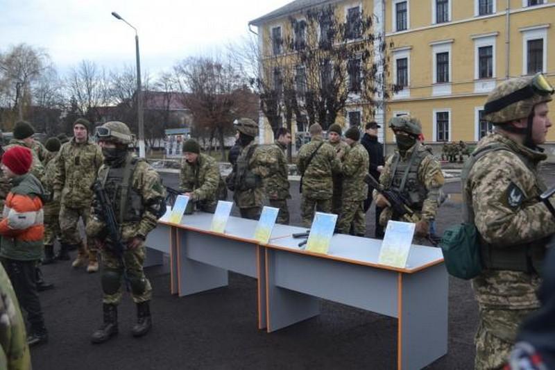 У військовій частині 15 окремого батальйону 128-ої бригади день відкритих дверей