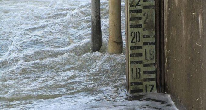 На Закарпатті очікують на підйом рівня води у річках краю на 1,5 метри