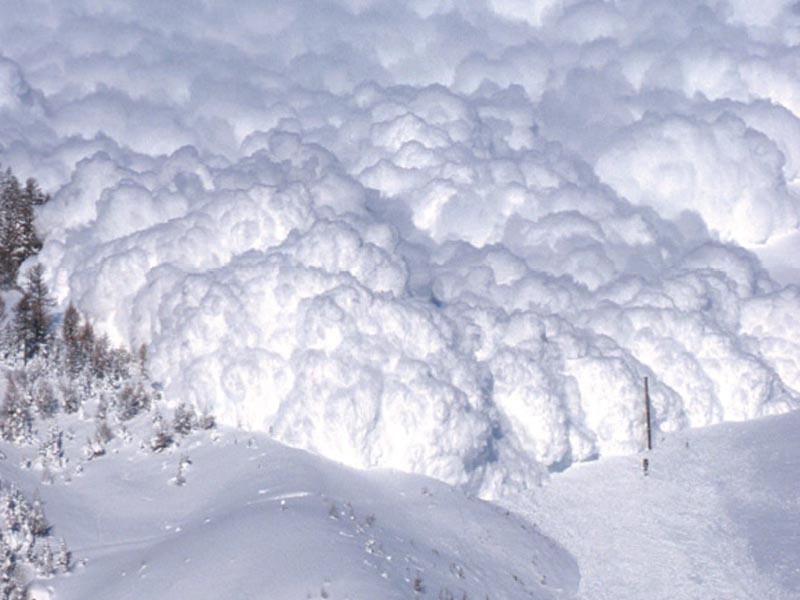 На високогір'ї Карпат очікується значна лавинна небезпека
