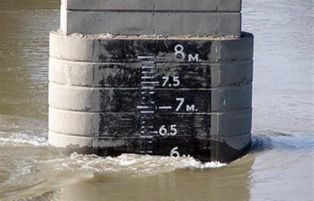 Вчорашні інтенсивні дощі спричинили різке підняття води в головних водних артеріях краю
