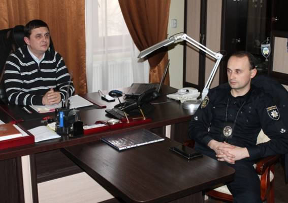 Поліція краю провела зустріч із закарпатськими «пересічниками»