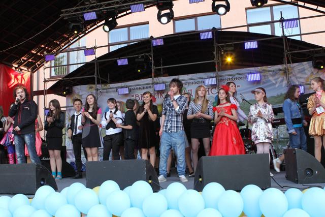 """Міжнародний фестиваль """"Веселка над Тисою"""" відбудеться на початку червня"""