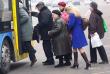 Закарпатські підприємці перевозитимуть пенсіонерів лише за повну вартість квитка