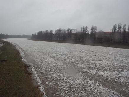 На Закарпатті оголосили штормове попередження: очікується підвищення рівня води біля Чопа