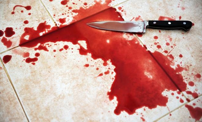 У Мукачеві під час сварки жінка нанесла чоловіку ножове поранення