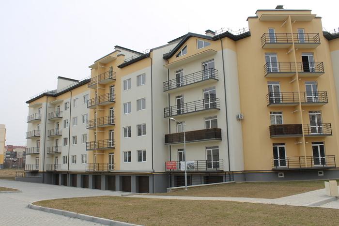 В Ужгороді зросли ціни на житло