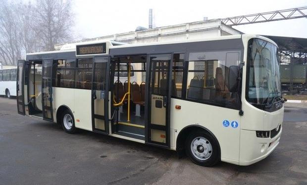 Вулицями Ужгорода курсуватимуть сучасні комфортабельні автобуси, – ЗМІ