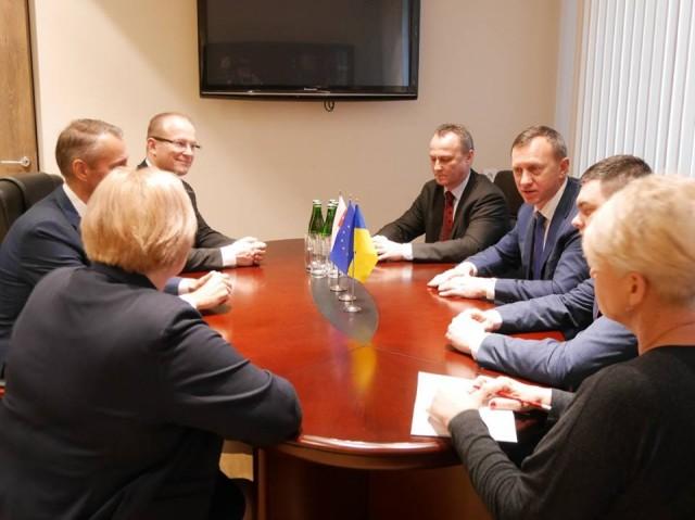 В Ужгороді обговорили напрямки співпраці з словацьким містом Кошице
