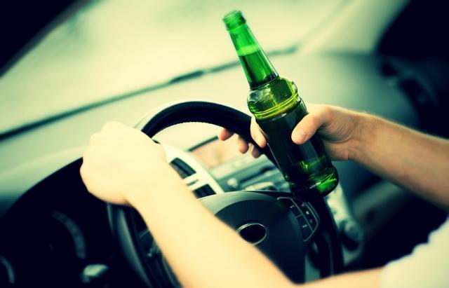За вихідні закарпатські поліцейські затримали майже десяток п'яних водіїв