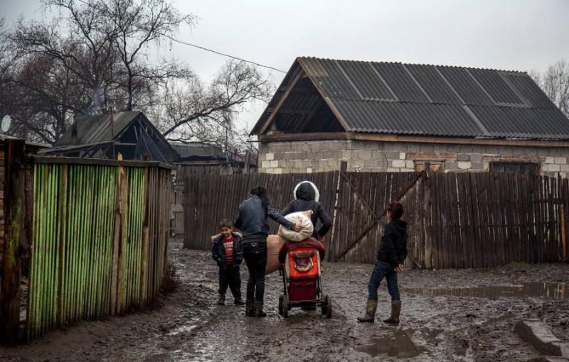 Деякі ЗМІ повідомляють про конфлікт у ромському таборі Мукачева. У поліцію міста жодних заяв не надходило