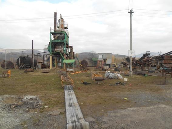 У Сваляві з заводу викрали 49 метрів мідного кабелю
