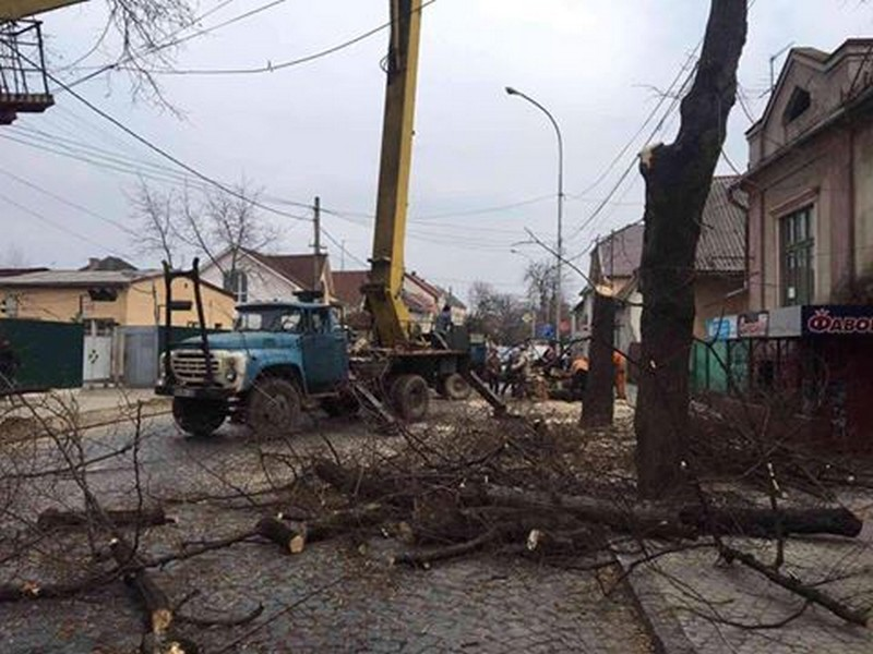 На вулиці Духновича у Мукачеві буде обмежено рух