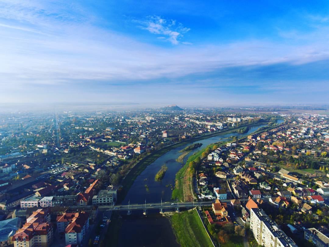 ТОП відео про Мукачево, які показують красу міста