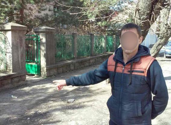 В Ужгороді поліція затримала чоловіка, який розшукувався за переправку нелегальних мігрантів
