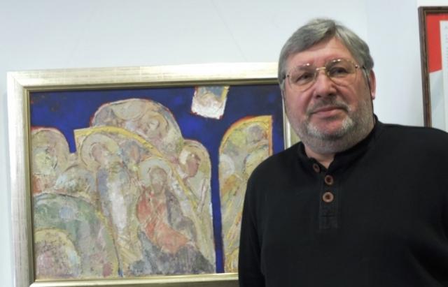 Мукачівці прощатимуться з відомим художником Золтаном Мичкою